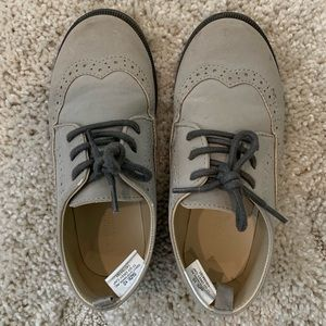 Boys Gymboree Dress Shoes